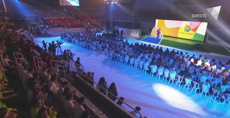 Cerimònia Inauguració Jocs Special Olympics - 1part