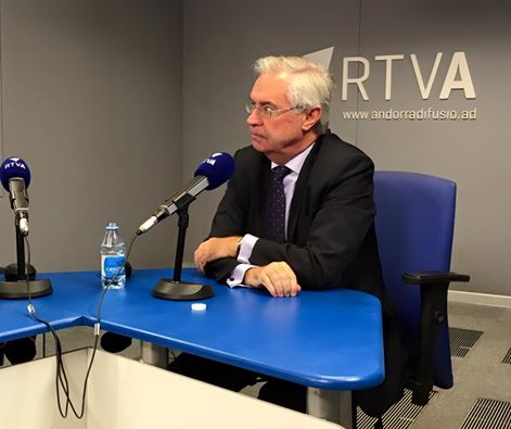Reflexions en clau europea i global de Charles Powell, director del Real Instituto Elcano