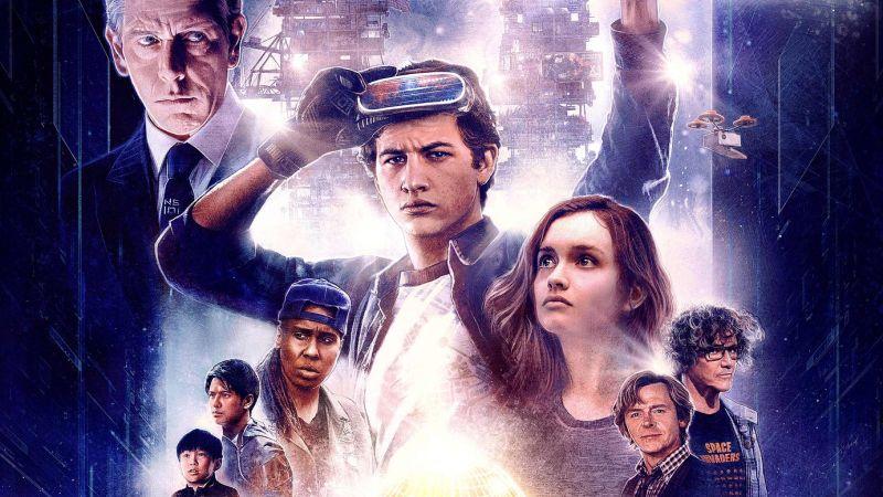 "Demà s'estrena ""Ready player one"", d'Steven Spielberg"