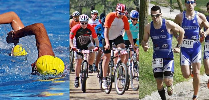 No nomès còrre, nedar o anar amb bicicleta