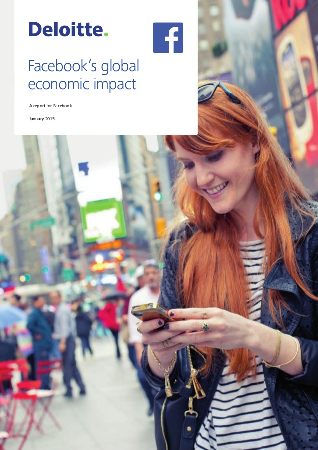 L'impacte de Facebook en l'economia global