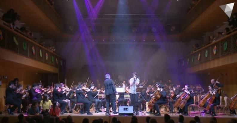 Concert de primavera 2019: Les músiques populars entren a la sala de concerts