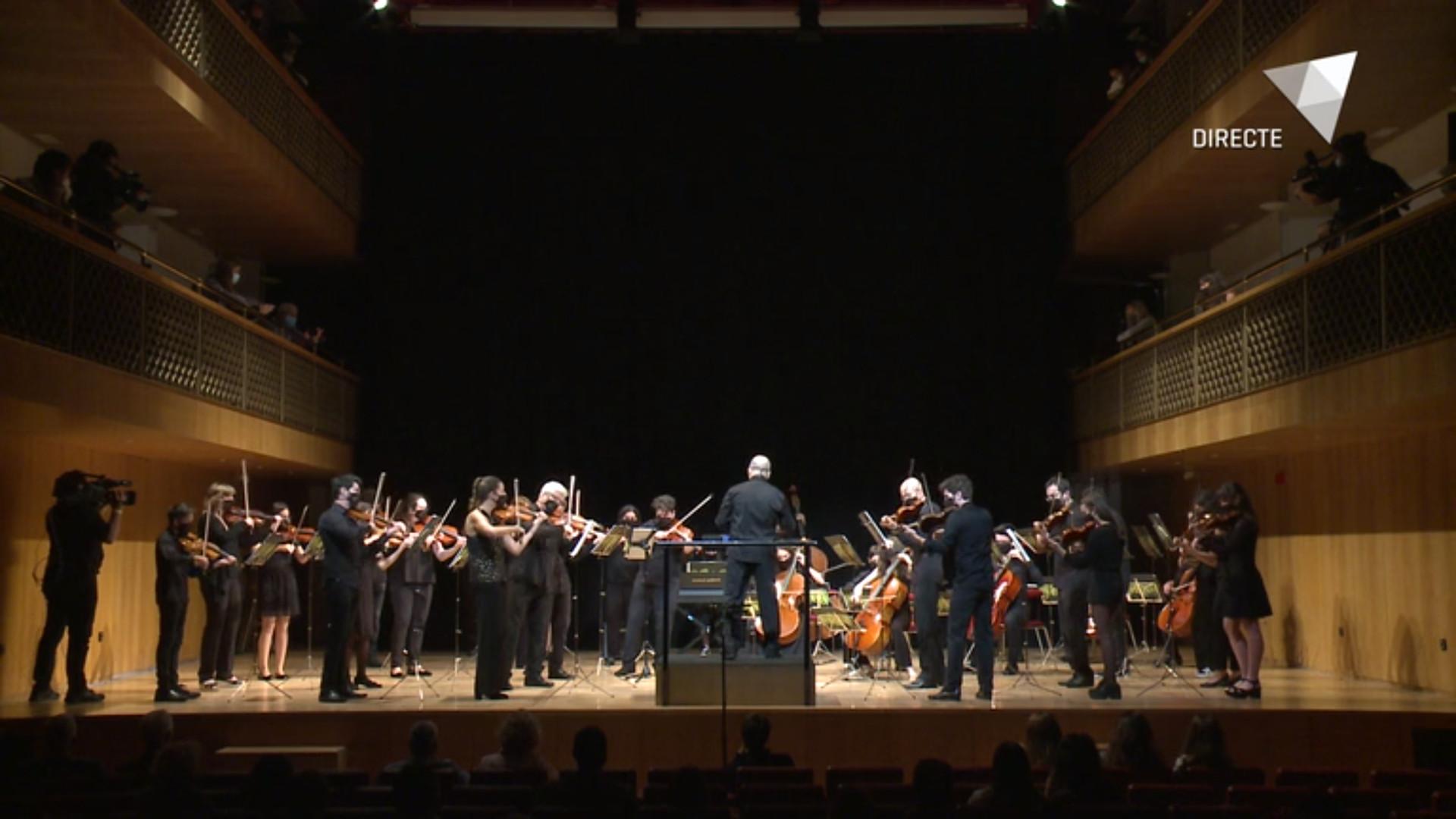 Concert de Meritxell 2020: Innovació i dinamisme