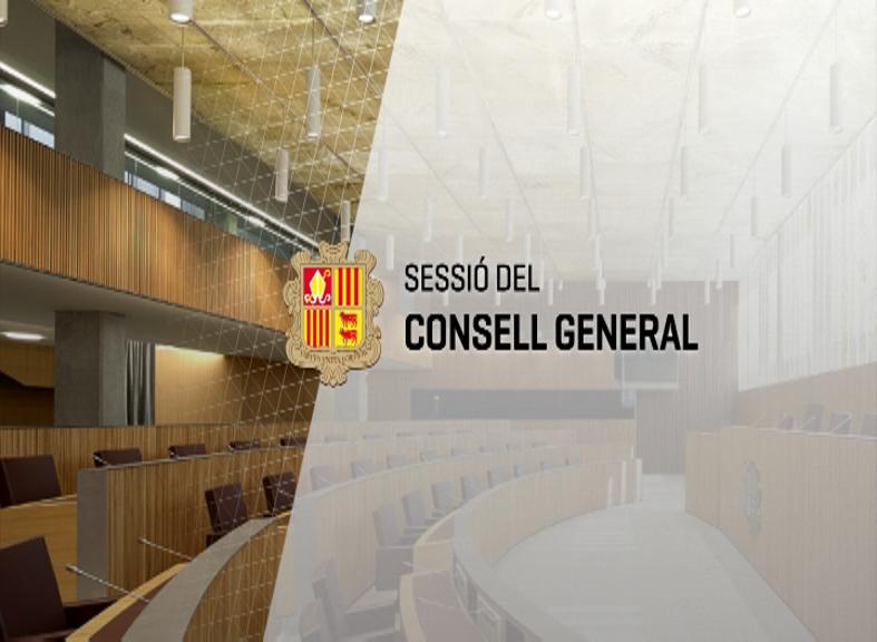 Consell General - 1part - 10 d'octubre del 2019