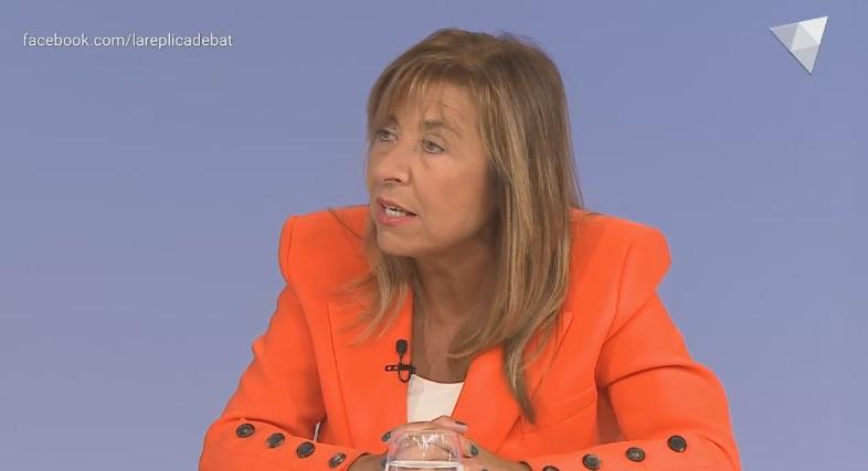 Entrevista a la cònsol major d'Andorra la Vella Conxita Marsol