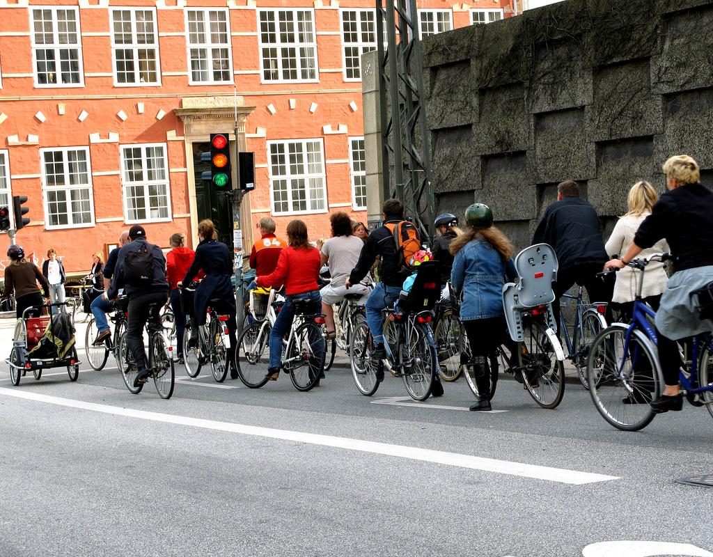 En ruta - Copenhaguen