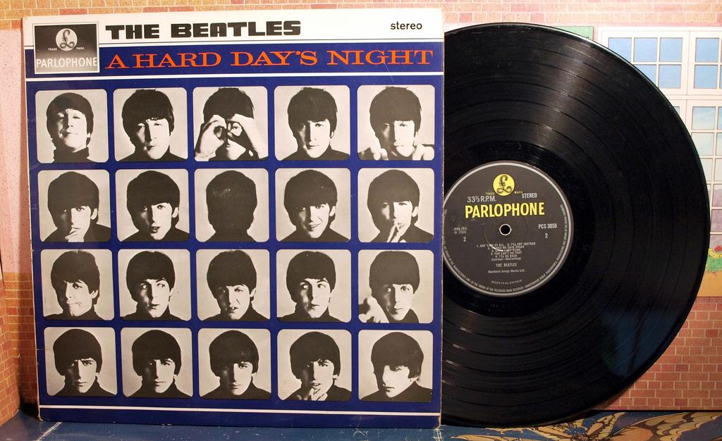 """Les versions del """"A Hard's Day Night"""", dels Beatles"""