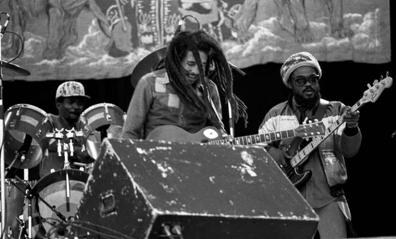 "Les versions del ""Could you be loved"", de Bob Marley & The Wailers"