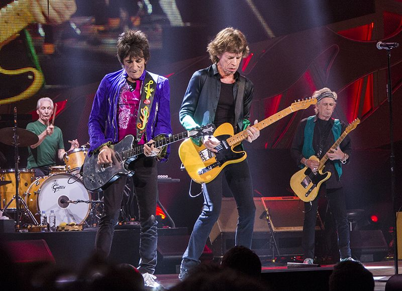 "Les versions del ""Jumpin' Jack Flash"", dels Rolling Stones"