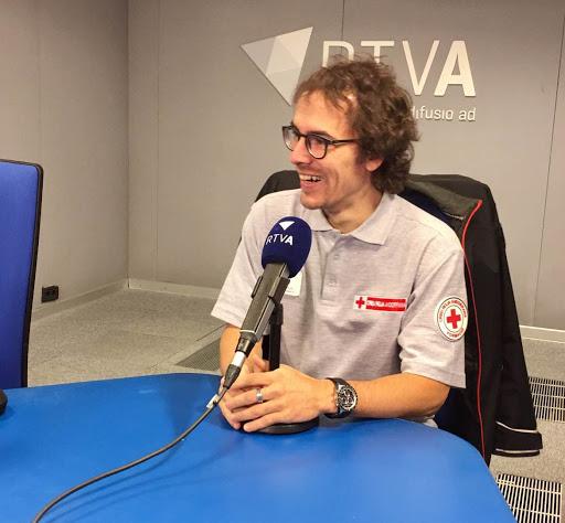 El programa PAPI i el RNPA de Creu Roja Andorrana