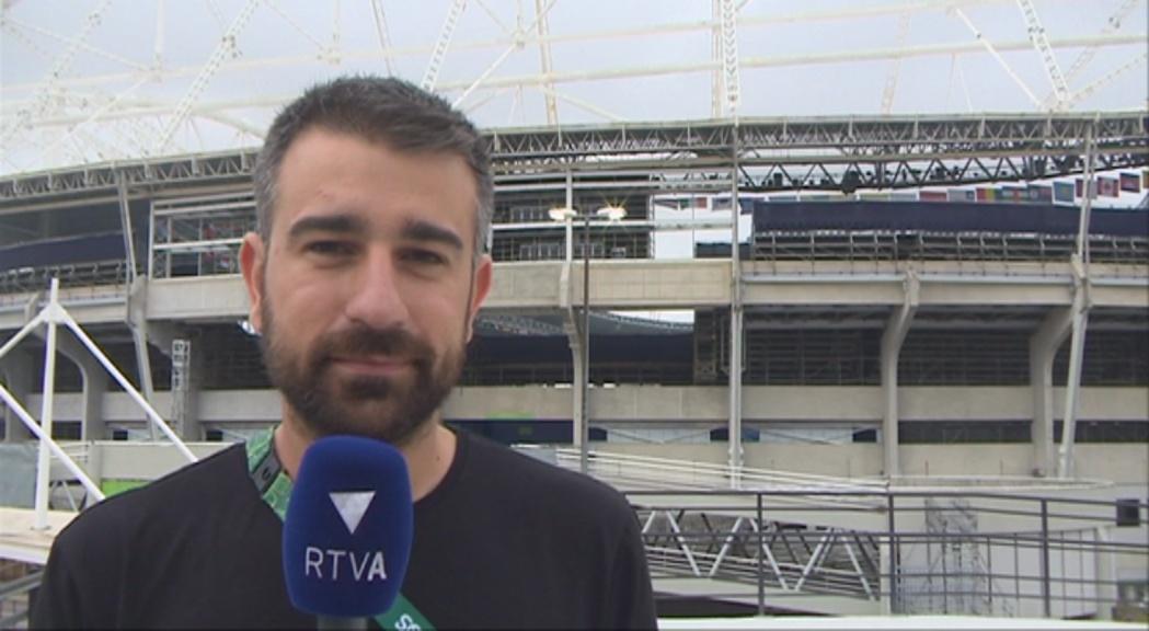 Pol Moya, la gran esperança del COA a Rio 2016