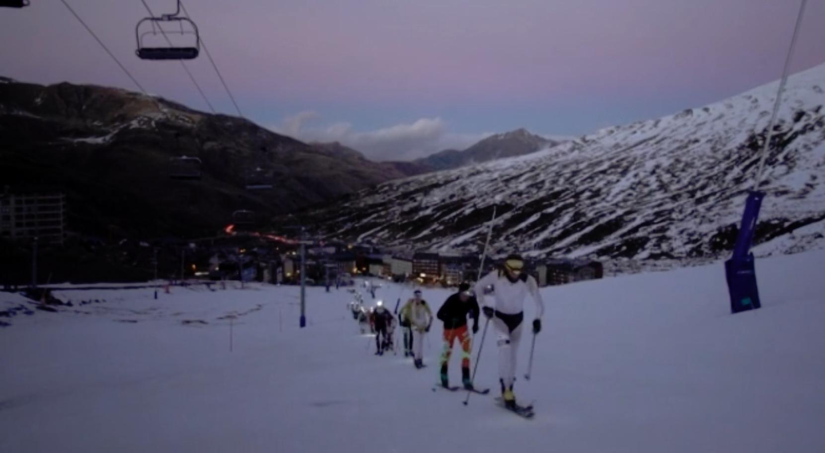 Espai Neu - Comença la competició d'skimo i l'activitat dels equips nacionals d'alpí i SBX