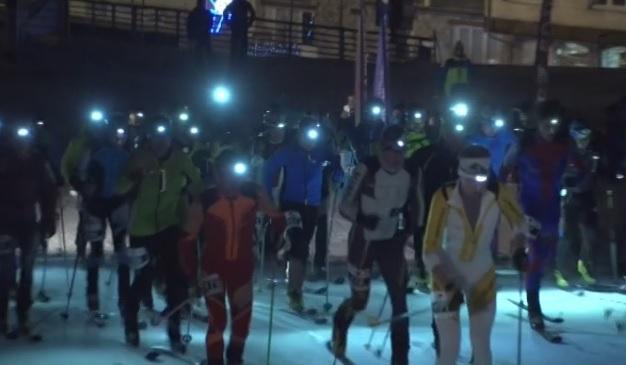 Espai Neu - Cronoescalada nocturna, novetats a Pal-Arinsal i Lluís Marín