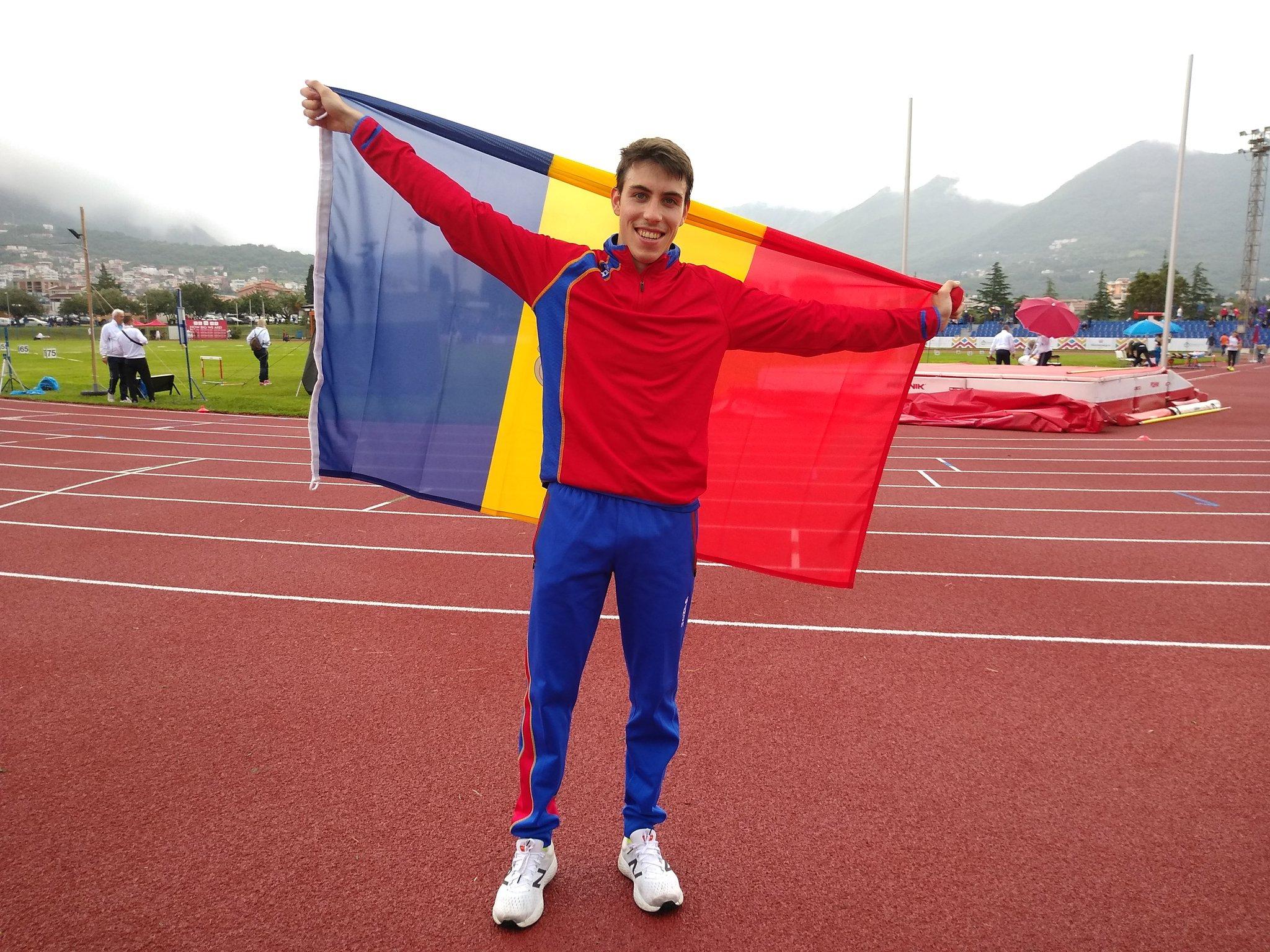 Dia 4 -Informatiu migdia- Pol Moya fa el primer or d'Andorra, Sanza és bronze i Rodeiro perd