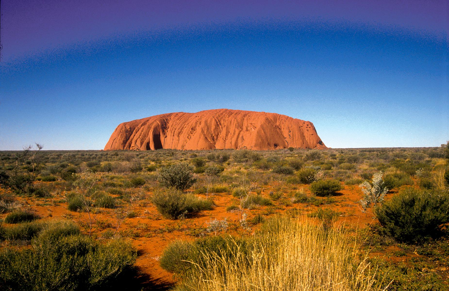 El desert d'Austràlia amb Sílvia Bonet