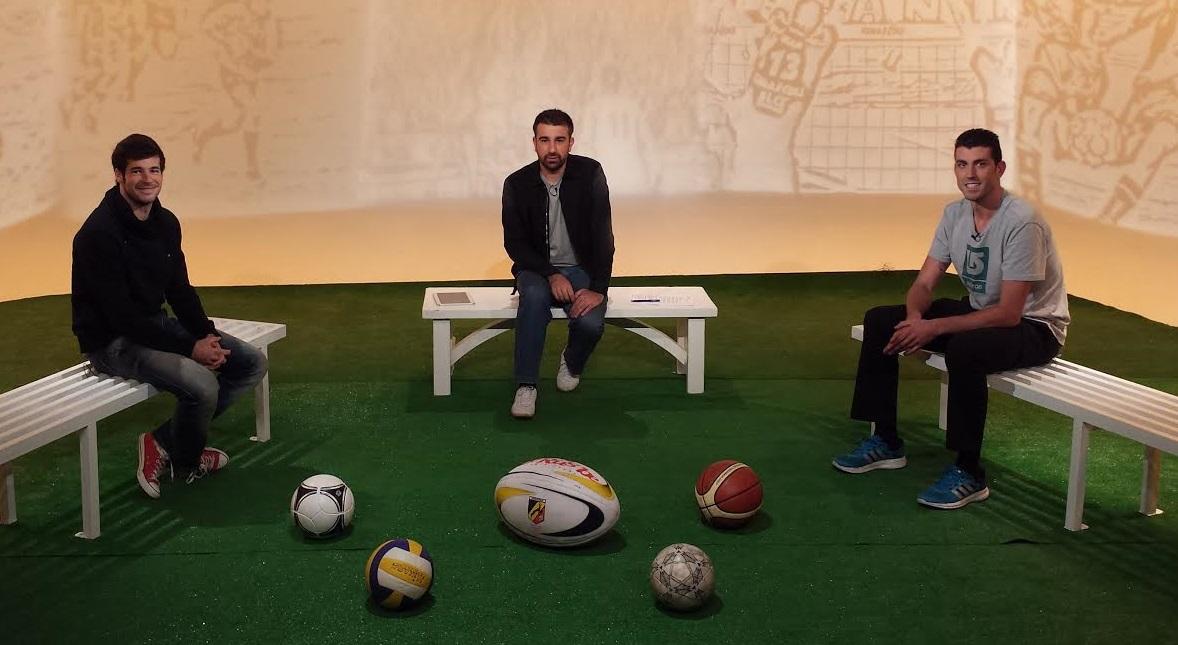 EL DIA E 2a part - Els jugadors del CV Andorra, molt preocupats per la situació del club