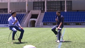 Dia E - 1a part - Entrevista al secretari d'estat d'Esports Jordi Beal