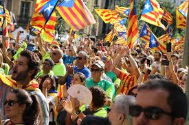 Oriol Vidal i la Diada de Catalunya