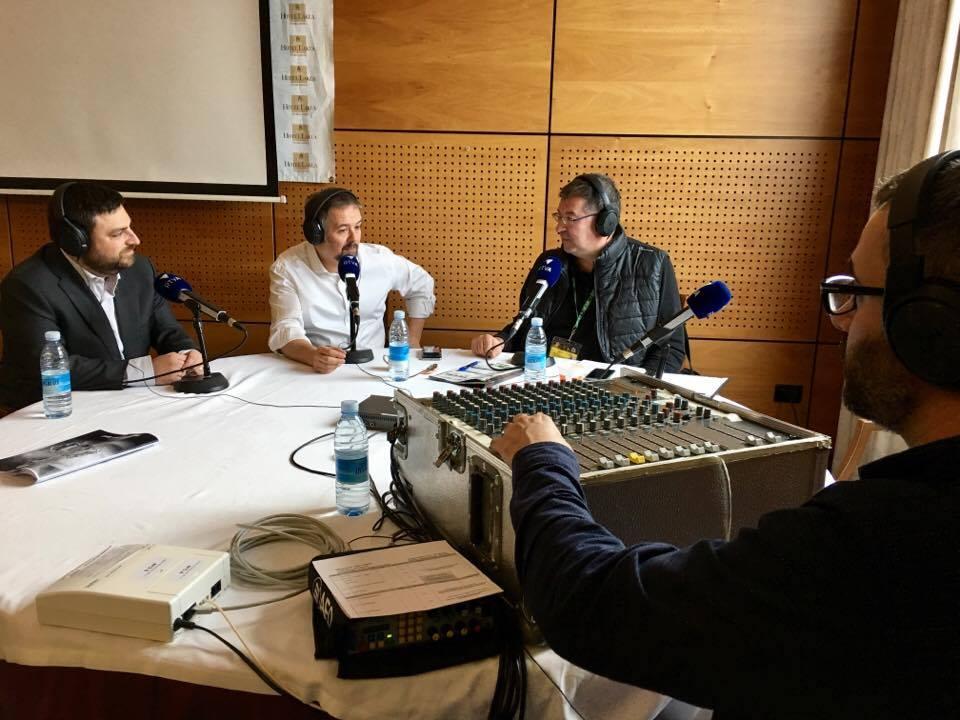 Entrevista a Pablo Malo de Molina i Gabriel Fernández