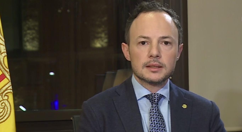 Missatge institucional del cap de Govern amb motiu de les mesures extraordinàries pel coronavirus