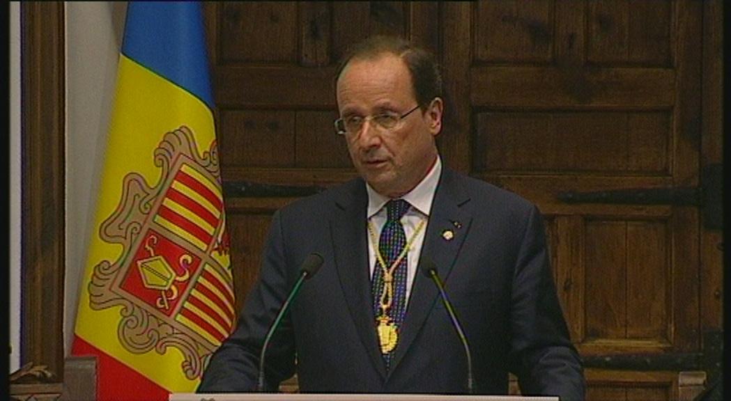 Especial visita François Hollande 2a hora