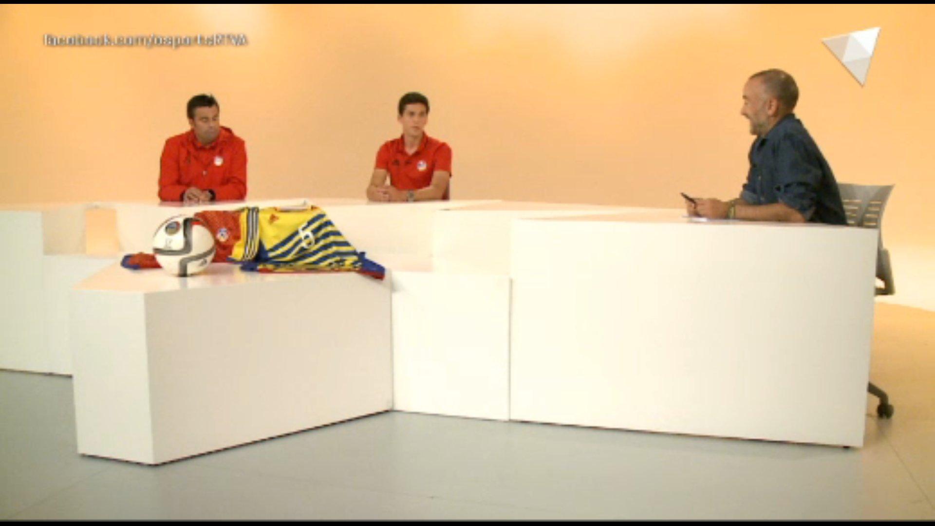Dia E 2a part - La selecció es prepara per jugar contra la Portugal de Ronaldo