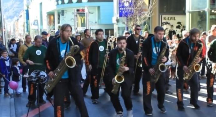 Documental: Andorra Sax Fest, energia i passió