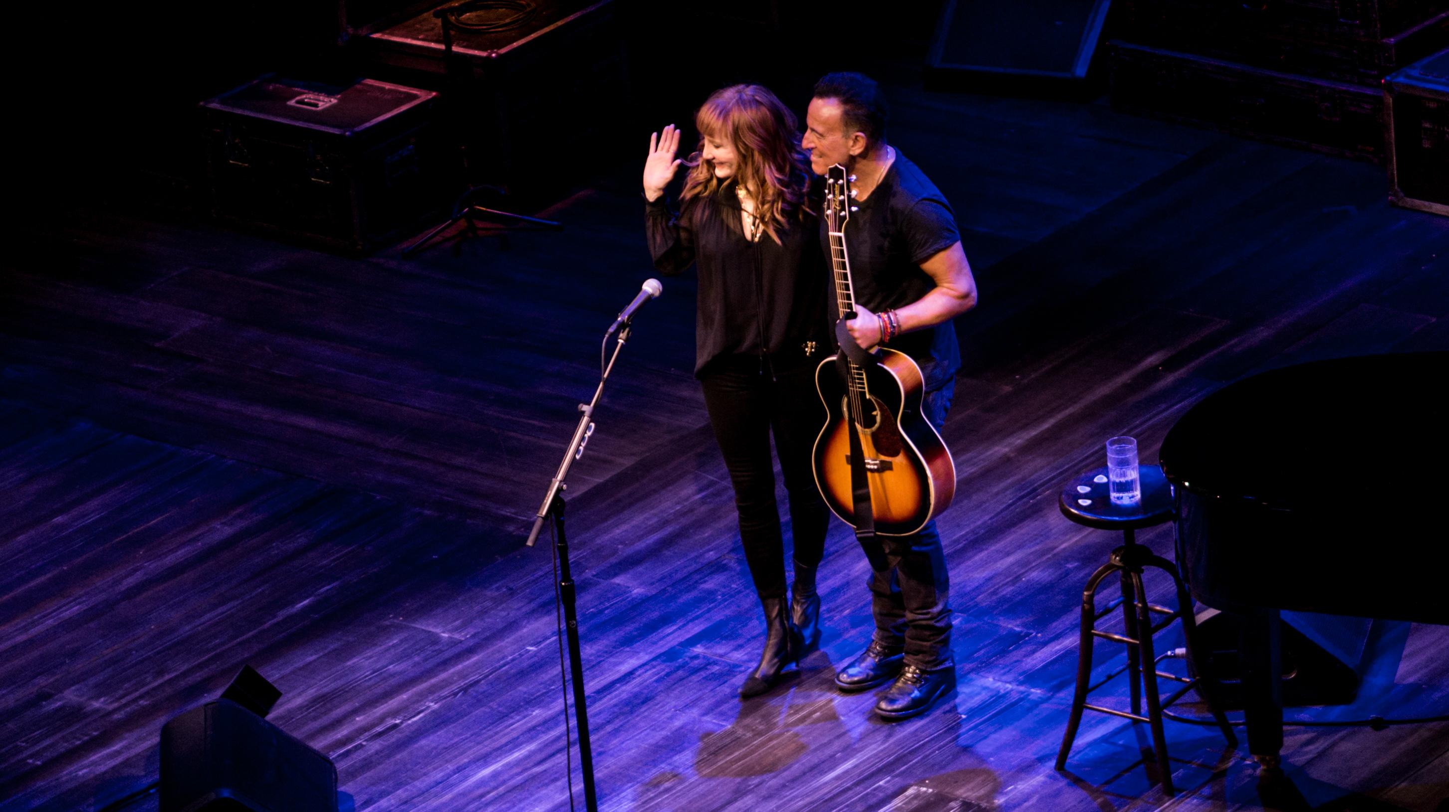 Donem la nota amb 'Springsteen on Broadway'