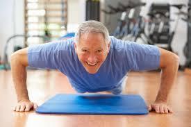 Activitat física a totes les edats, però sobretot a la tercera edat,