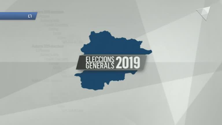 Dia 13. Actualitat electoral del 5 d'abril - vespre