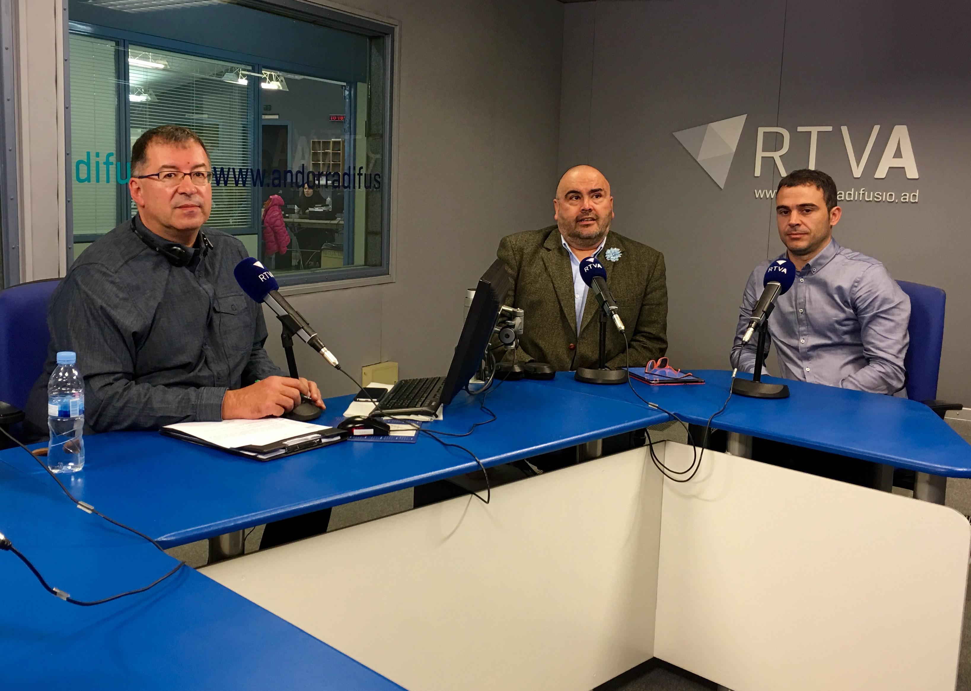 Emprenedors, amb Felip Gallardo i Xavi Hidalgo