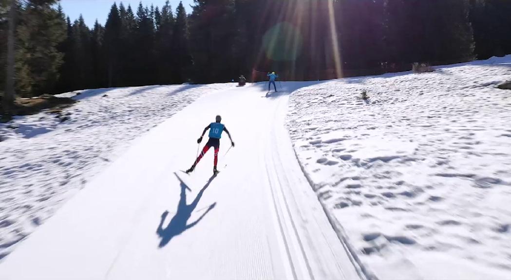 Andorra en blanc 19 de març del 2021