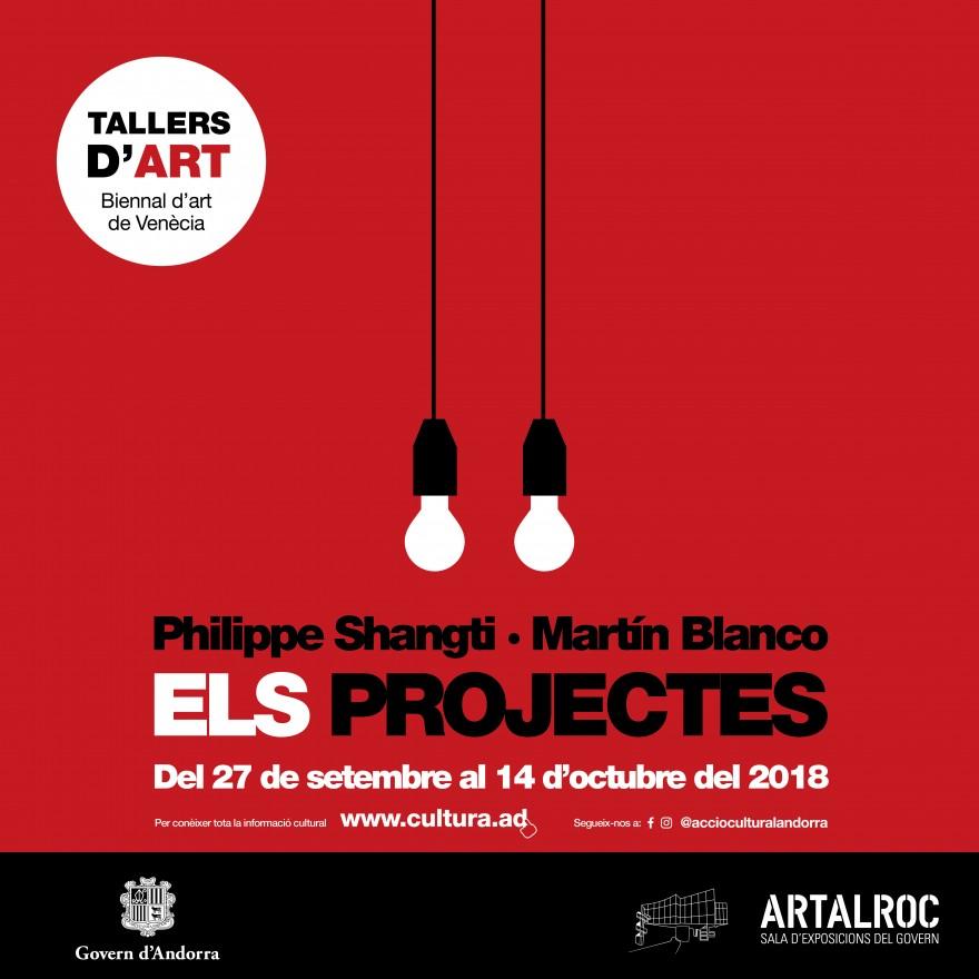 Tallers d'Art: els projectes