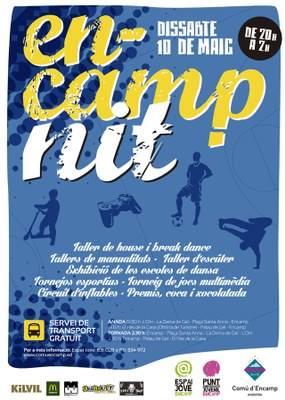 Aquest cap de setmana es celebra  l'Encamp Nit