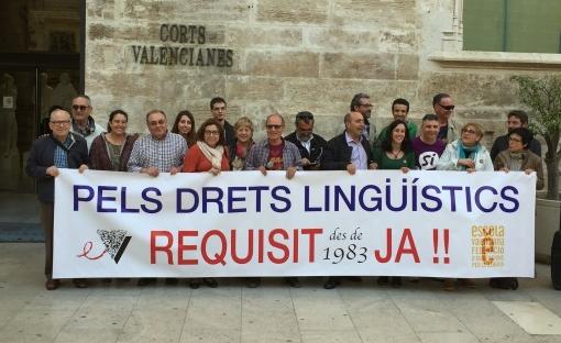 L'entrevista: el valencià, un requisit per ser funcionari