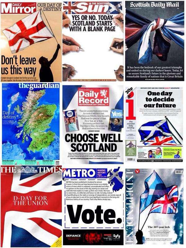 La mirada de Catalunya cap a Escòcia