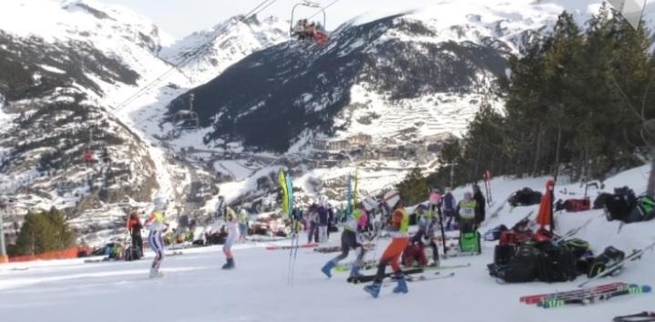 Espai Neu - Trofeu Crèdit Andorrà, curiositats a pistes i G-Series