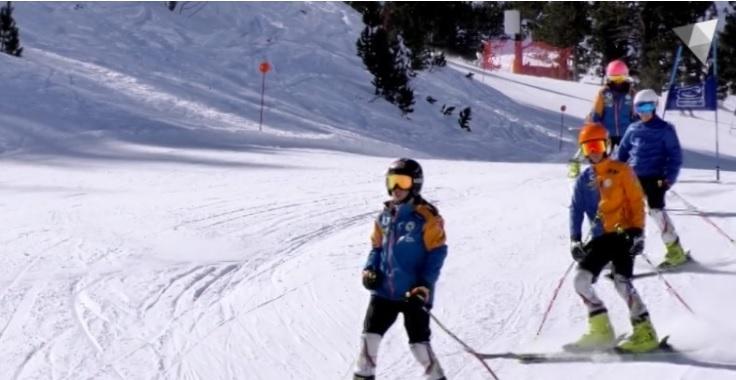 Espai Neu - El Trofeu Pavand, els Ice Gladiators i els campionats del món d'skimo
