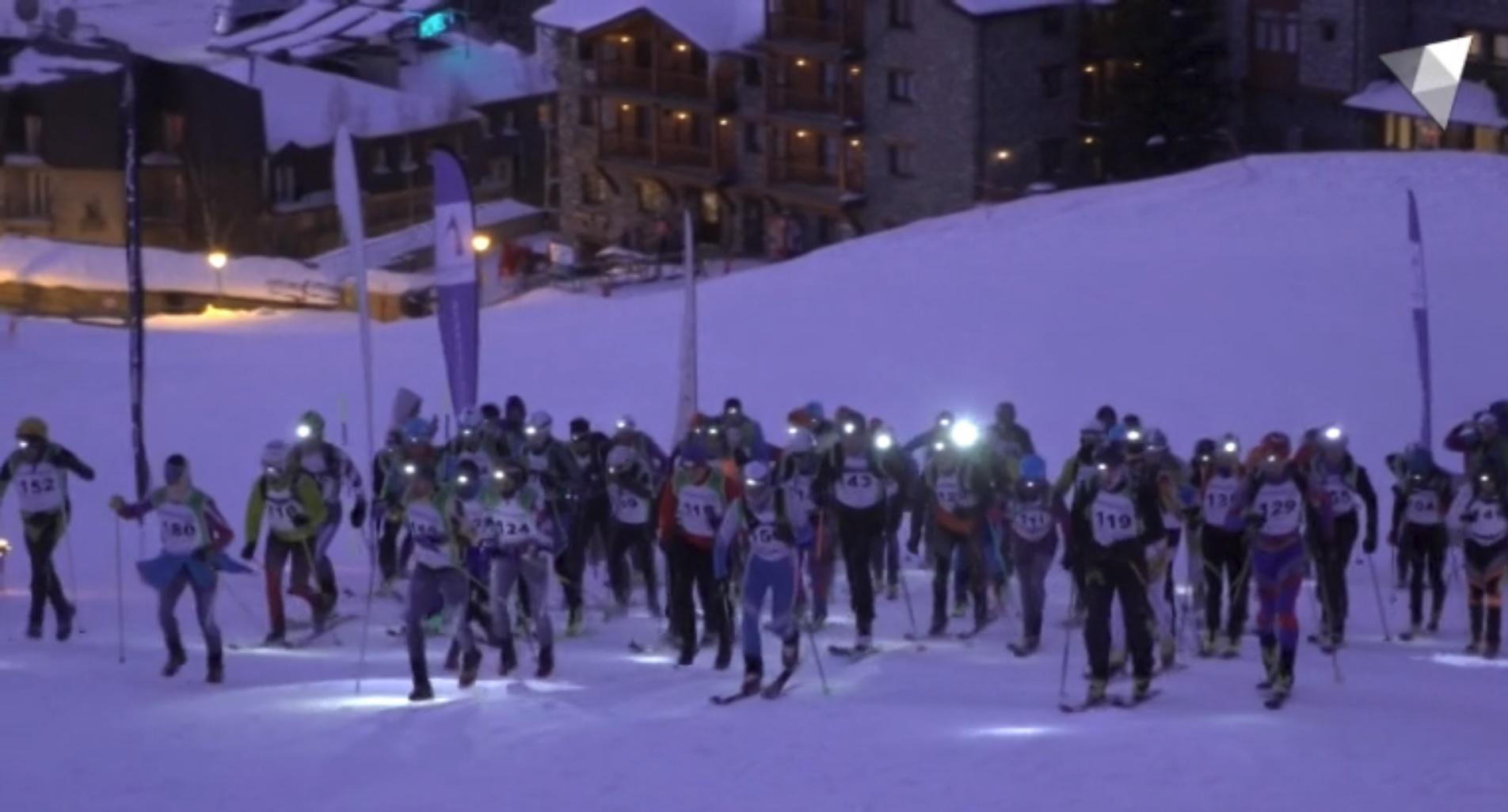 Espai Neu - Cronoescalada nocturna, molt esquí de muntanya i el millor forapista