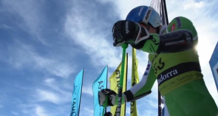 Espai Neu - La cursa FIS a l'Esparver, les GSeries i l'inici de la Copa del Món d'skimo