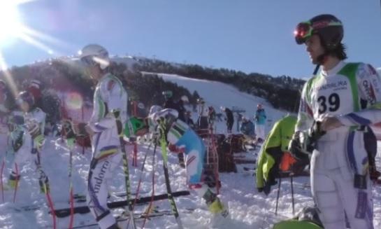 Espai Neu - Andorra a fons, campionats nacionals, Freeride i esquí de muntanya