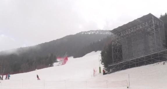 Espai Neu - Tot a punt per a la Copa del Món d'esquí alpí femení