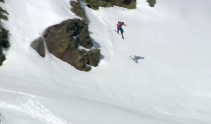 Espai Neu - FWT junior. Ski Cross, Telemark i esquí de muntanya