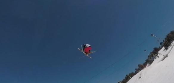 Espai Neu - Segona jornada de la Total Fight i la trobada internacional de petits esquiadors