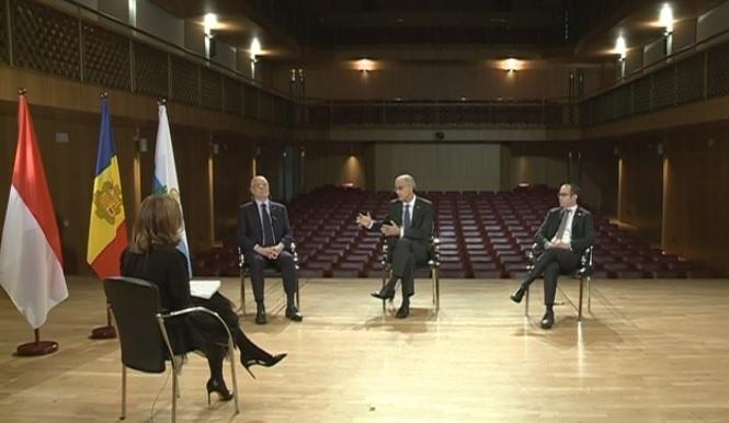 Andorra, Mònaco i San Marino: les relacions amb la UE