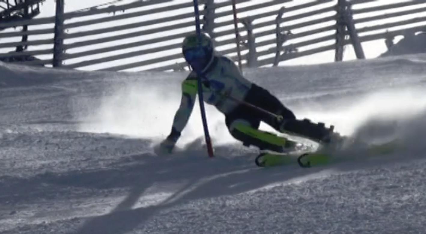 Dia E 2a Part - Carola Vila salva un mal cap de setmana per a l'esquí andorrà