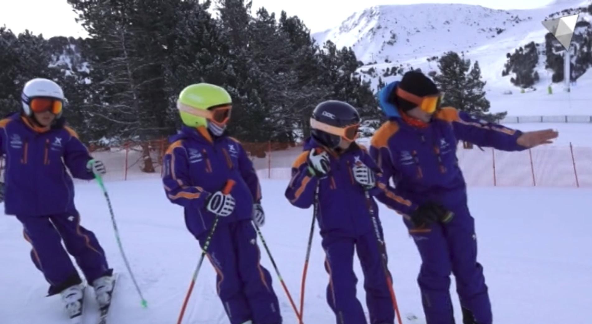 Espai Neu - Esquí de formació, productes gurmet i freestyle amateur