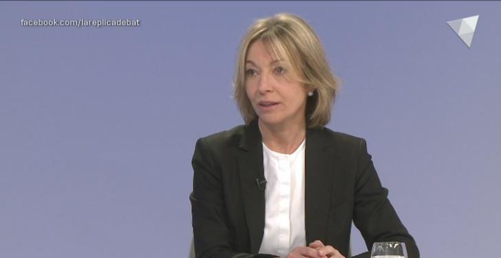 Entrevista a la secretària d'Estat d'Afers Socials i Ocupació, Ester Fenoll
