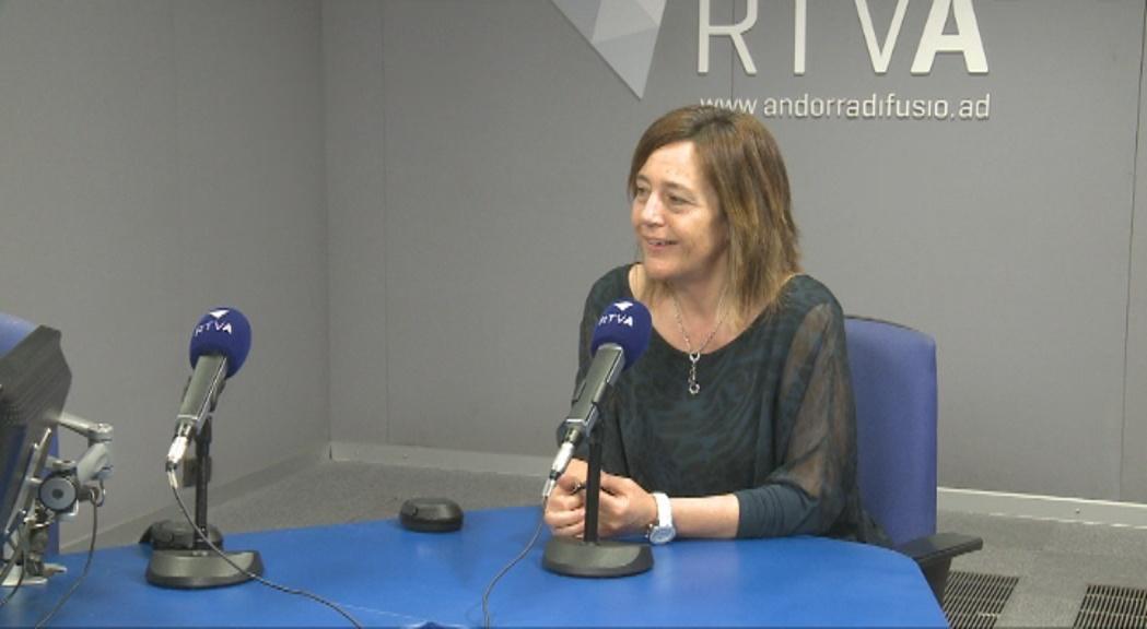 Entrevista a Esther París