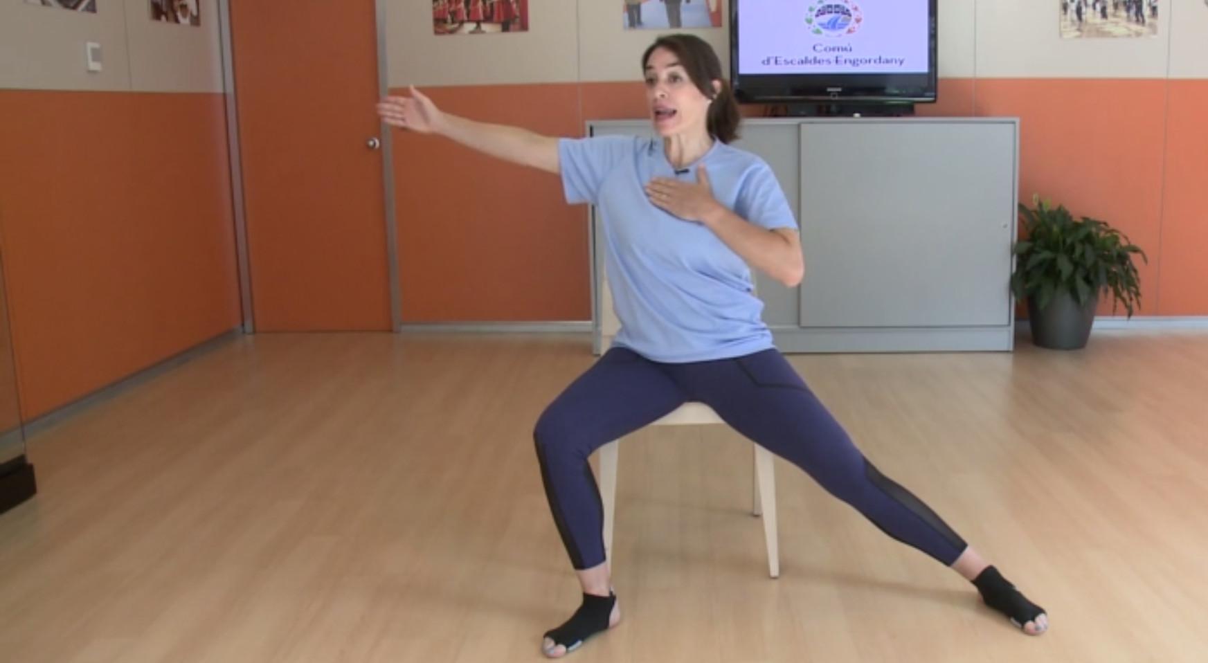 22 - Exercicis d'estiraments V